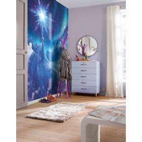 Mural-de-Parede-Frozen-Snow-Queen