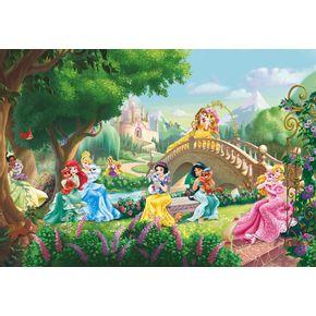 Mural-de-Parede-Princess-Palace-Animais