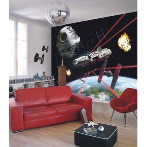 Mural-de-Parede-Star-Wars-Millennium-Falcon
