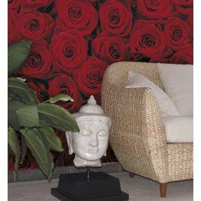 Mural-de-Parede-Rosas