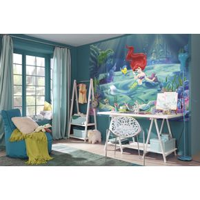 Mural-de-Parede-Sereia-Ariel