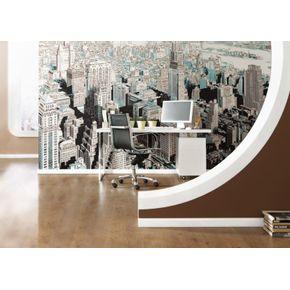 Mural-de-Parede-Gotham-City