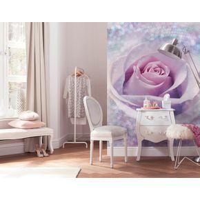Mural-de-Parede-Rosa-Delicado