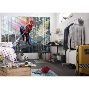 Homem-Aranha-em-Fotomural
