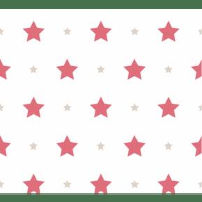 Papel-de-Parede-Treboli-Estrelas-Vermelhas-5845