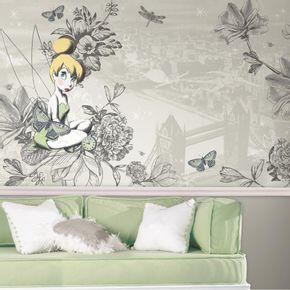 Mural-Tinker-Bell-Vintage_1