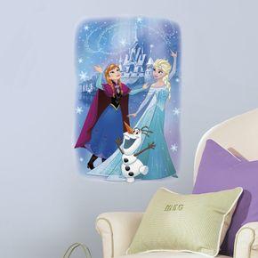 Princesas-Frozen-e-Olaf