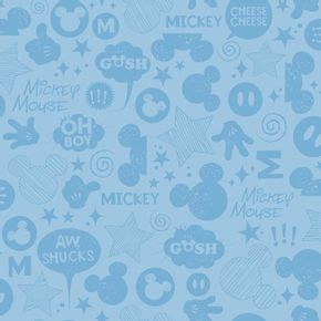 Papel-de-Parede-Mickey
