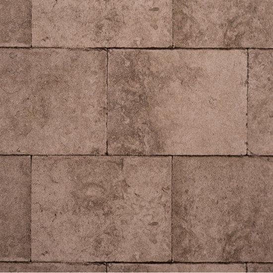 Papel de Parede Modern Rustic 121606 Vinílico - Rolo: 10m x 0,52m