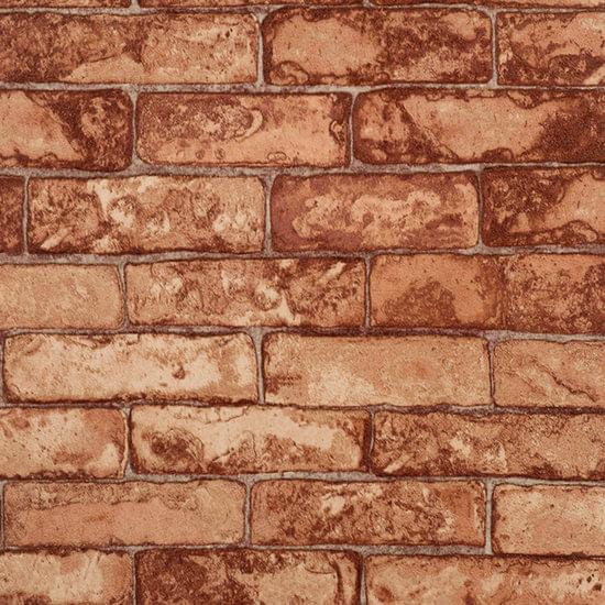 Papel de Parede Modern Rustic 122204 Vinílico - Rolo: 10m x 0,52m