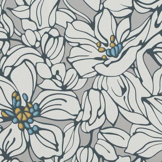 Papel de Parede DDD em 3D MAX 28364 Floral - Rolo: 10m x 0,53m