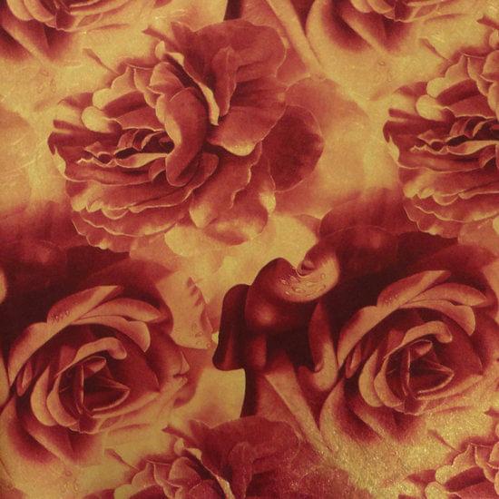 Papel de Parede Vinílico Bright Wall 660801 - Rolo: 10m x 0,53m