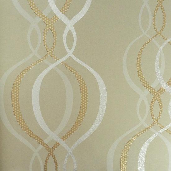 Papel de Parede Vinílico Bright Wall 980603 - Rolo: 10m x 0,53m