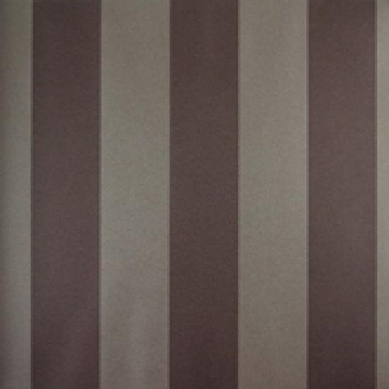 Papel de Parede Listrado Classic Stripes CT889010 Vinílico - Rolo: 10m x 0,53m