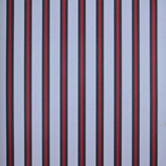 Papel de Parede Listrado Classic Stripes CT889052 Vinílico - Rolo: 10m x 0,53m