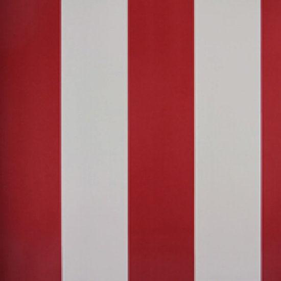 Papel de Parede Listrado Classic Stripes CT889060 Vinílico - Rolo: 10m x 0,53m