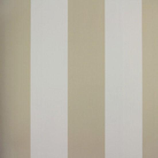 Papel de Parede Listrado Classic Stripes CT889061 Vinílico - Rolo: 10m x 0,53m