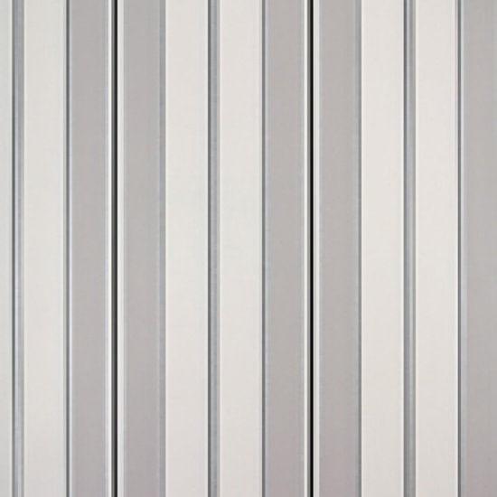 Papel de Parede Listrado Classic Stripes CT889099 Vinílico - Rolo: 10m x 0,53m
