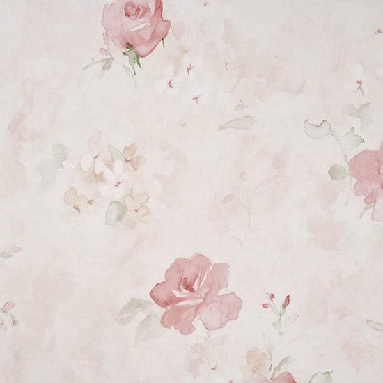 Papel de Parede Fragrant Roses FA811004 Vinílico - Rolo: 10m x 0,53m