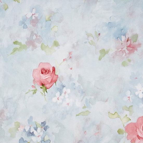 Papel de Parede Fragrant Roses FA811005 Vinílico - Rolo: 10m x 0,53m
