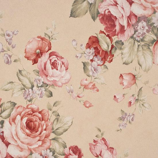 Papel de Parede Fragrant Roses FA811014 Vinílico - Rolo: 10m x 0,53m