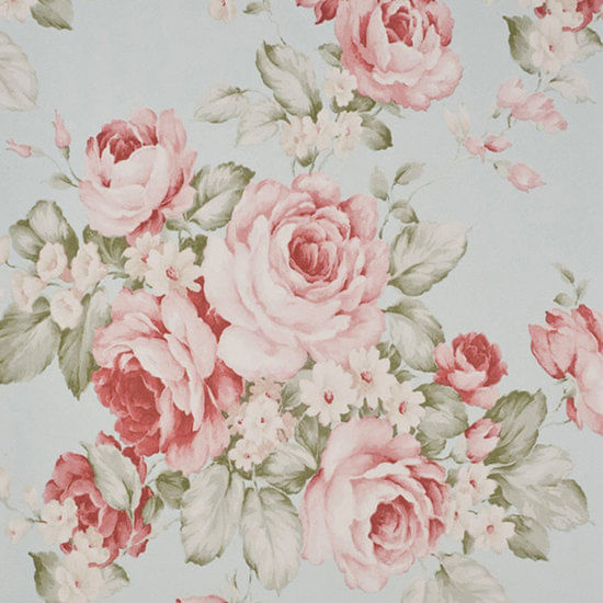 Papel de Parede Fragrant Roses FA811016 Vinílico - Rolo: 10m x 0,53m