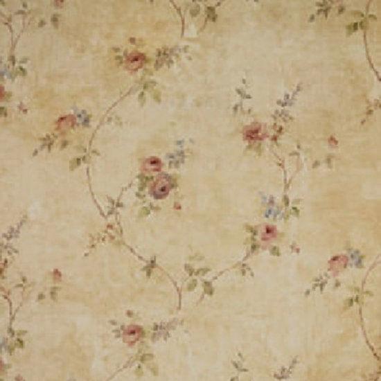 Papel de Parede Fragrant Roses FA811073 Vinílico - Rolo: 10m x 0,53m