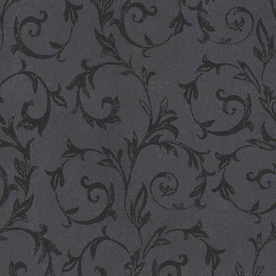Papel de Parede Fashion Stage FE1507 Arabesco - Rolo: 10m x 0,53m