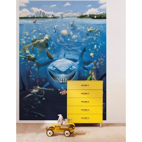 Mural-de-Parede-Nemo