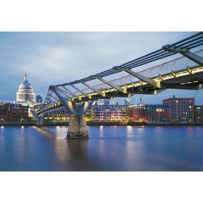 Mural-de-Parede-Millennium-Bridge
