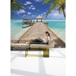 Mural-de-Parede-Beach-Resort