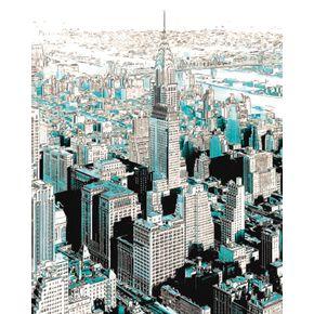 Mural-de-Parede-Gotham