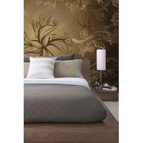 Mural-de-Parede-Moderno-Dourado