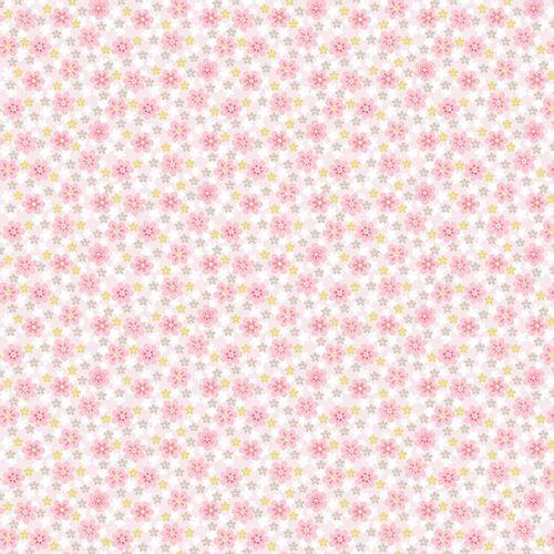 Papel-de-Parede-6252-bobinex-florzinhas-rosa-brilho