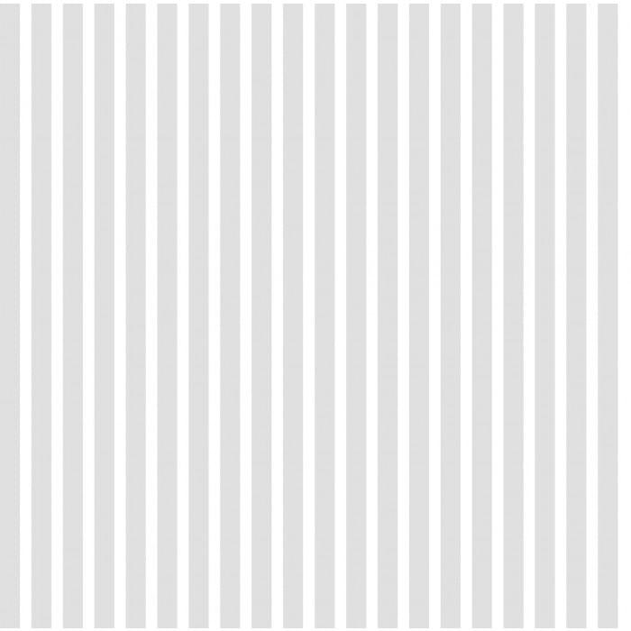 Papel de Parede Treboli Cinza Listra 5672 - Rolo: 10m x 0,53m