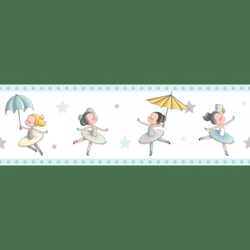 Faixa-de-Parede-Treboli-Azul-Bailarinas-5921