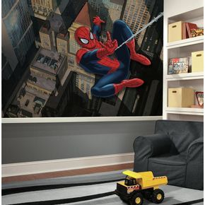 Mural-Homem-Aranha-Ultimate-City-Scape_1