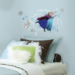 Adesivo-Frozen-Elsa-Anna-e-Olaf---Customizacao-de-Cabeceira-com-Alfabeto_2