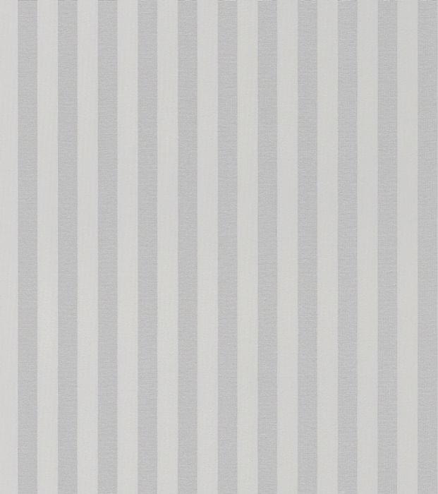 Papel de Parede Trianon XI Listrado Cinza - Rolo: 10m x 0,53m