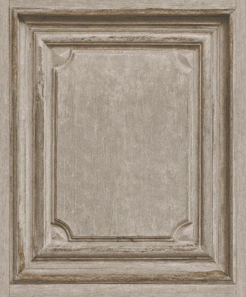 Papel de Parede Cosmopolitan Painel Bege - Rolo: 10m x 0,53m