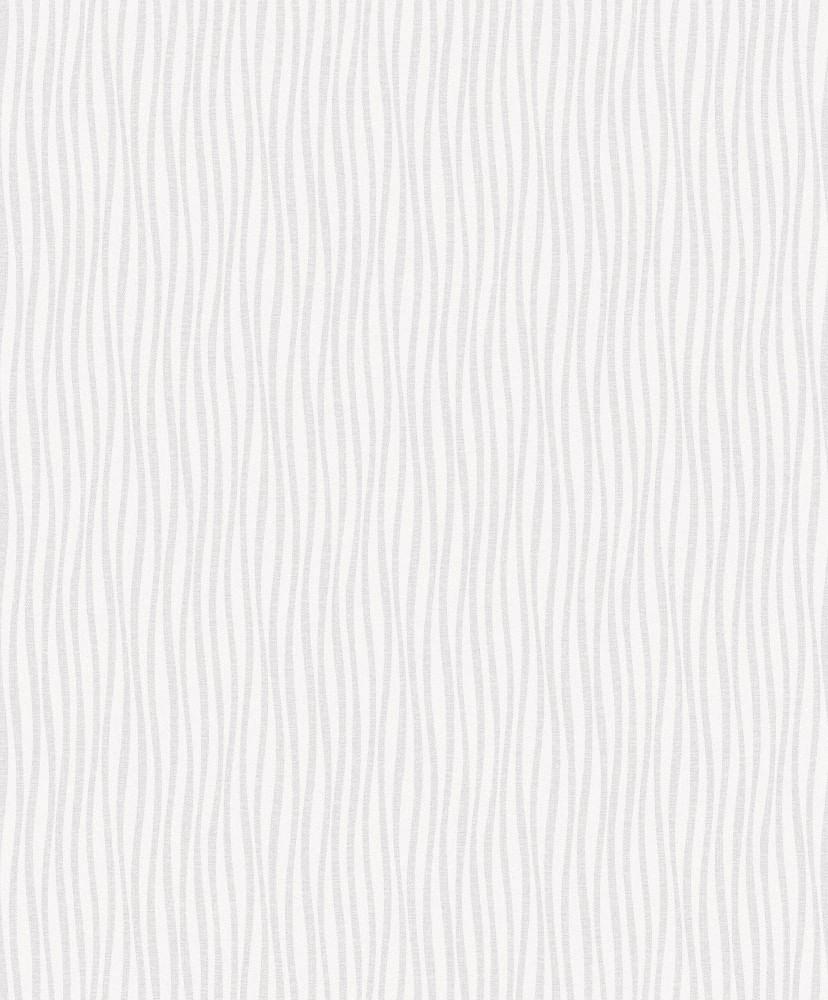 Papel de Parede Fusion em Listra Creme - Rolo: 10m x 0,53m