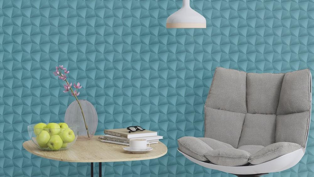 Papel de Parede Deco Style Alemão DS504651 - Rolo 10m x 0,53m