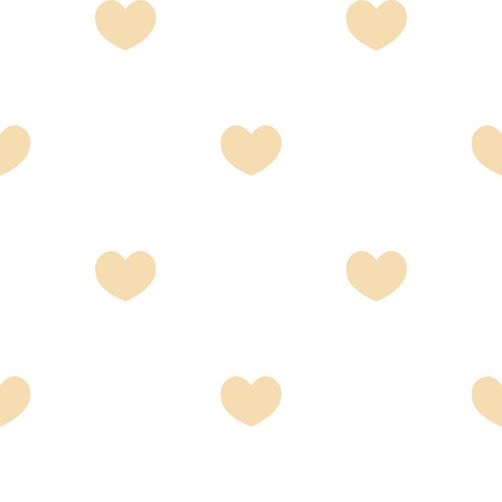 Papel de Parede Favola 3255 Coração - Italy - Rolo: 10m x 0,53m