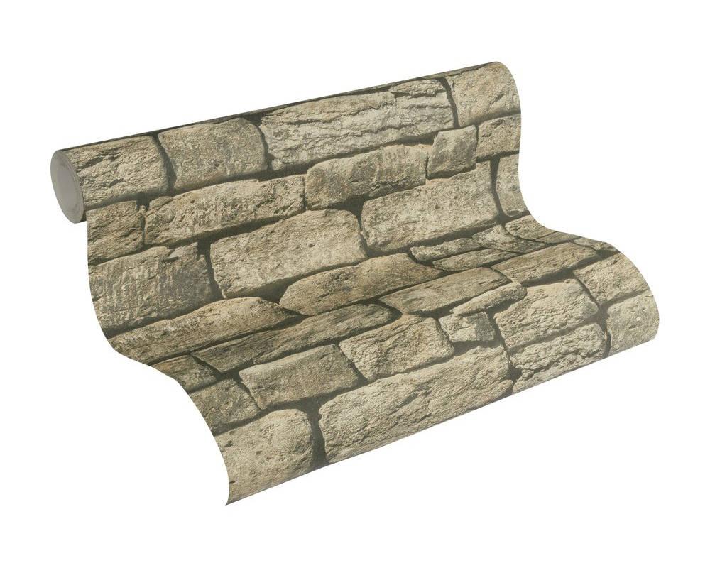 Papel de Parede Wood'n Stone 2 307221 - Rolo: 10m x 0,53m