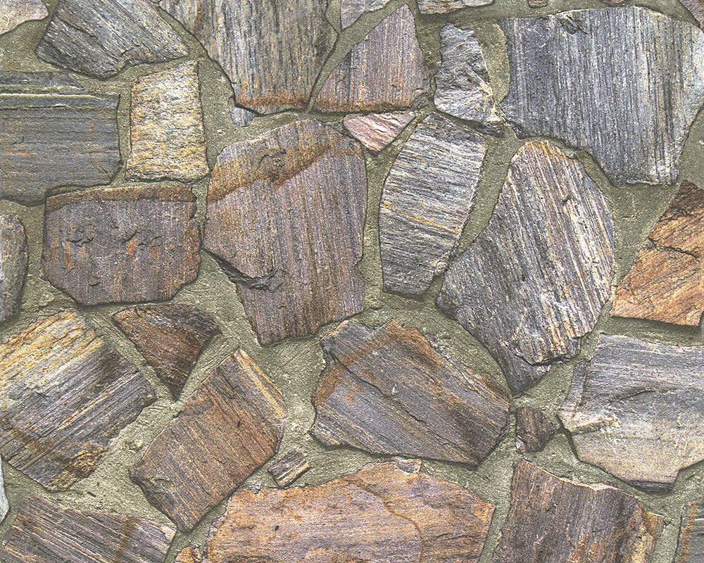 Papel de Parede Wood'n Stone 2 307241 - Rolo: 10m x 0,53m
