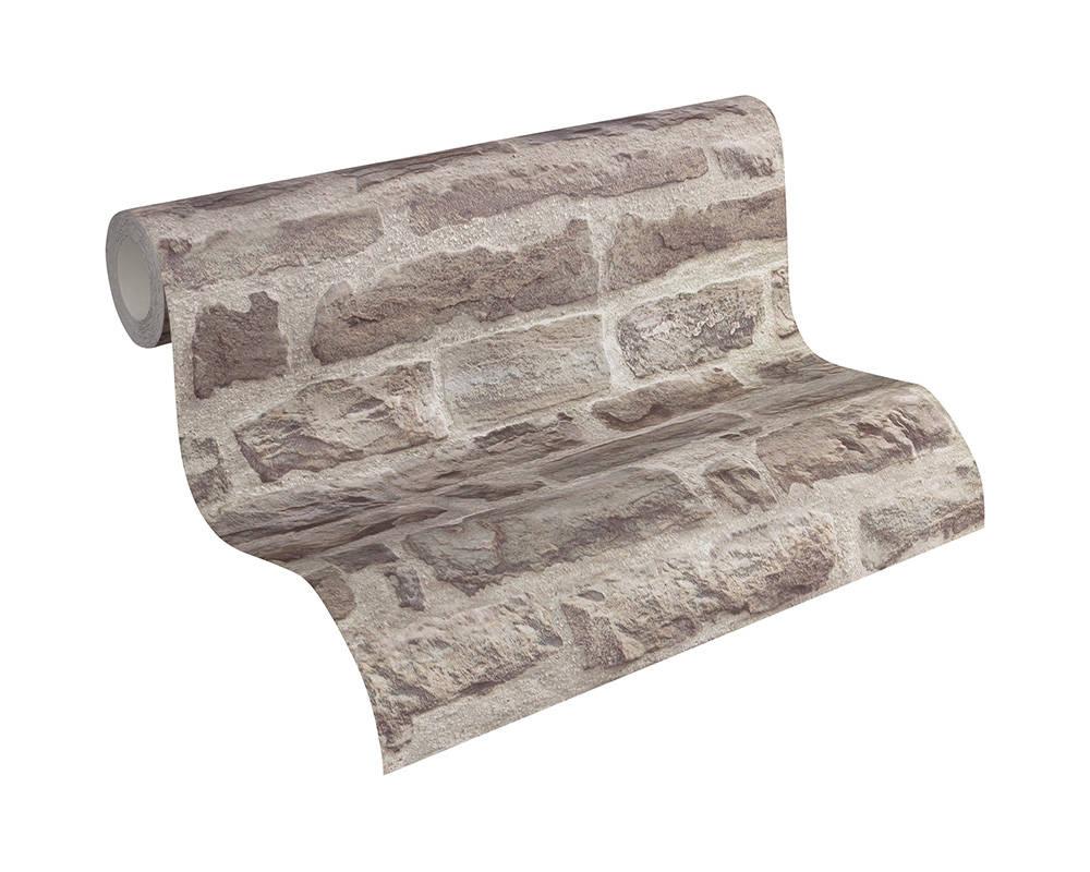 Papel de Parede Wood'n Stone 2 319441 - Rolo: 10m x 0,53m