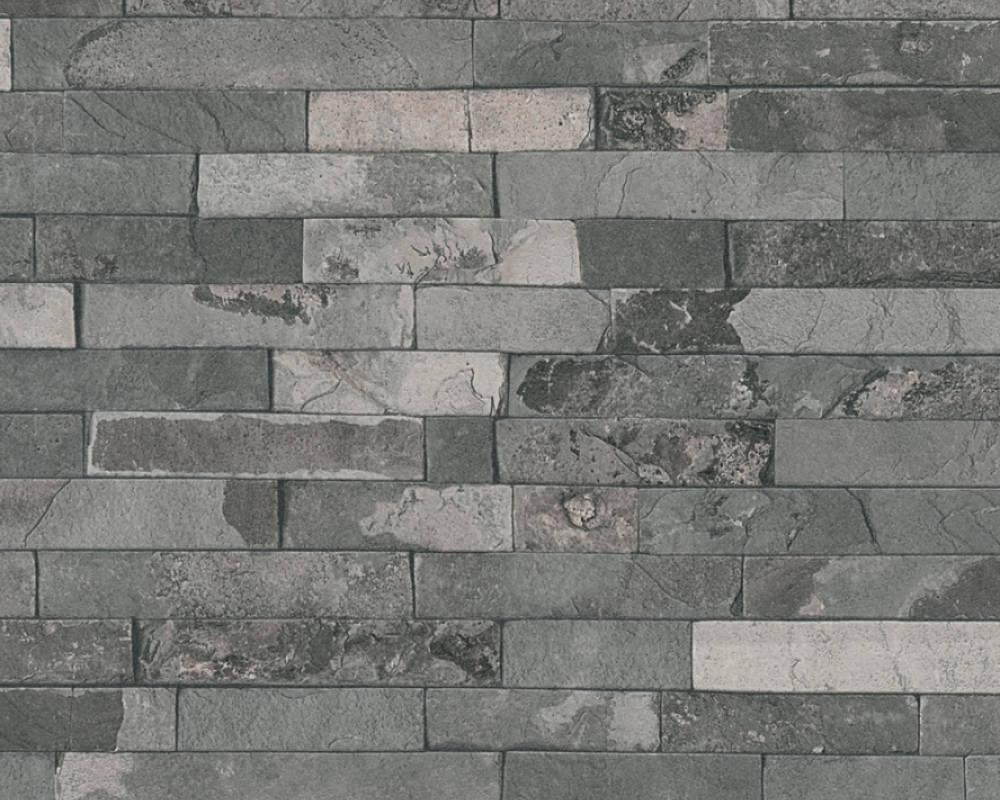 Papel de Parede Wood'n Stone 2 355824 - Rolo: 10m x 0,53m