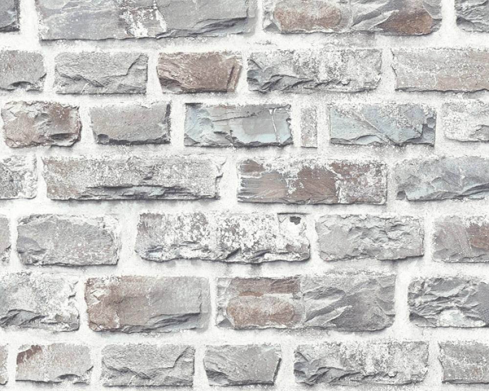 Papel de Parede Wood'n Stone 2 361403 - Rolo: 10m x 0,53m