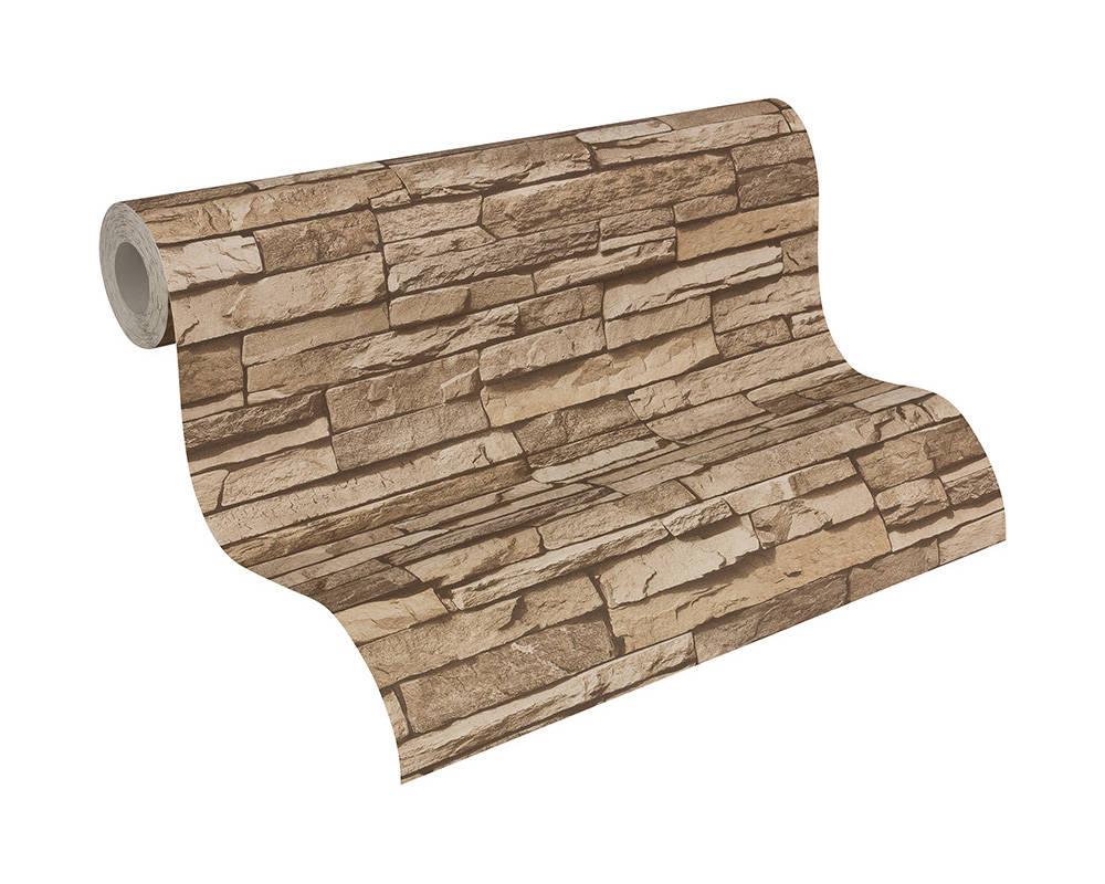 Papel de Parede Wood'n Stone 2 958332 - Rolo: 10m x 0,53m