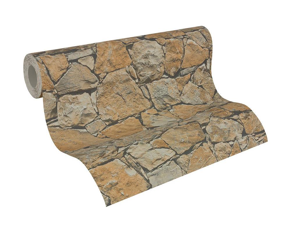 Papel de Parede Wood'n Stone 2 958631 - Rolo: 10m x 0,53m